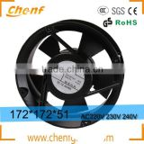 China top quality AC vane axial fan >> industrial electric use axial fan 220v ac
