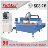 Top quality cnc plasma metal cutter , plasma cutting equipment with CE