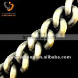 Bronze jewelry iron Chain