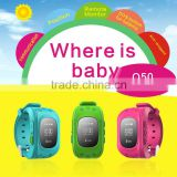 baby android smart GPS watch with GPS Navigation bluetooth smart watch