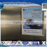 Easy Slide in Plastic Frames, School Poster Frames, Corporate Sign Frames, Plastic Advertising Poster Frames