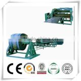 Solor light steet pole production line, steel coil slitting machine, Cut to length machine