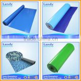 Wholesale camping supplies inflatable baby swimming pvc pool plastic cover