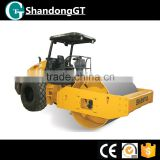 SHANTUI official manufacturer SR10 SINGLE Drum 10ton mini road roller compactor