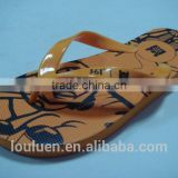 663 LOULUEN Latest Eva Board Sublimation Flip Flops
