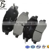 High performance auto parts brake pads HYUNDAI auto spare parts,ceramic,top quality Wholesale D1202 58101-0WA00 for