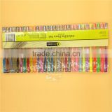 30 pack plastic colored gel ink pen set (G-100, 0.8/1.0mm point)                                                                                                         Supplier's Choice