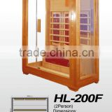 fashion design infrared sauna portable outdoor room