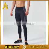 OEM Sport Long Sexy Tight Pants Male Athletic leggings for men gym