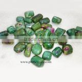 Ruby Fuschite Tumble Stones | Natural Healing Crystals For Sale | Polished Stones for sale