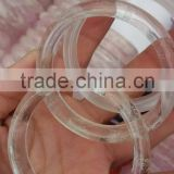 Wholesale Natural Beautiful Portable Clear Crystal Carving Bracelet
