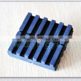 2013 hottest custom soft vibration isolator rubber pads/mounting
