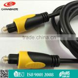 Quartz Glass SPDIF Cable Digital Optical Audio Cable