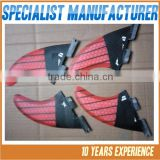 Performance core carbon fiber FCSII FCS Future surfboard fins/Performance core G5/G7 surfboard fins