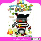 Best service OEM animal cartoon character soft toy