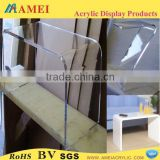 Factory directly acrylic folding table
