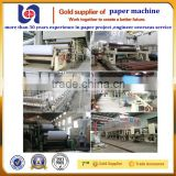 factory direct copy machine small recycled a4 paper production line