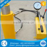 Single acting cylinder double acting cylinder manual or electric 100T 200T hydraulic Jack
