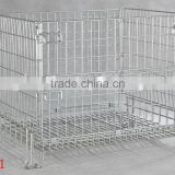 zinc coated wire container