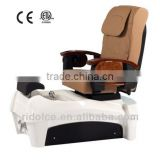 Electric Pedicure Chair / Salon Furniture used electric massage table deluxe massage chair TKN-3004H