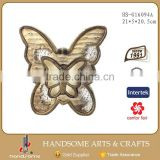 8 Inch Resin Outdoor Garden Decoration Butterfly Figurines For Sale Animal Statues