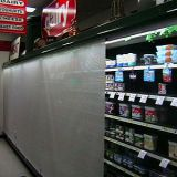 supermarket refrigeration coolers night cover