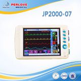 Multi ECG waveforms patient monitor JP2000-07 with multi parameters