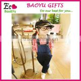 2015 New Style Baby Clothes Girls Set Children Clothing Set Girls Overalls Suit Wholesale