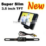 3.5 inch TFT Monitor Video Car Reversing Sensor
