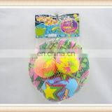 YINGXING summer toys water ball sponge sport ball