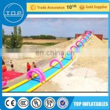 Customized slides for sale commercial inflatable big water slide with great price