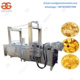 Factory Continuous Deep Frying Machine/Industrial Continuous Deep Frying Machine/High Efficiency Continuous Deep Frying