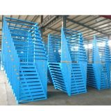 Hot-Selling Steel Weld Powder Coating or Galvernized Stackable Rack