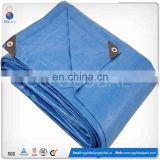 Super heavy duty custom printed blue tarps