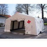 Inflatable medical tent, Red Cross inflatable tents for emergency