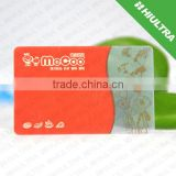 transparent NFC Card from original manufacturer