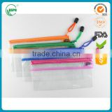 Wholesale Clear PVC Document Bag with Zipper, Pencil Case                                                                         Quality Choice