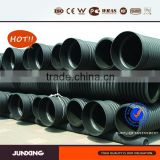 1000 staff big factory plastic 600mm hdpe culvert pipe for European market
