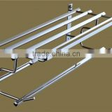 Wesda high quality stainless steel hotel and bathroom heated towel rail,bathroom accessories