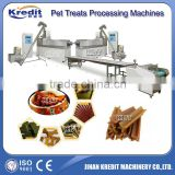 Automatic Pet Treats Processing Machines/Pet Food Machine Production Line/Dog Treats Machine /Making Machine
