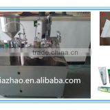 Shenzhen Manufaturers Rotary Tyle Toothpaste Filling and Sealing Machine 0755-84586648