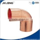 J9005 copper flare pipe fitting, 90 degree copper elbow with UPC,NSF certificate for plumbing