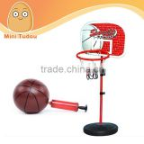 Basketball basketball set series 125-165CM highly Children Basketball Set with metal rim