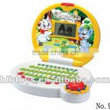 educational toy ,kids learning laptop