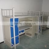 Metal Steel 3 tier bunk bed / triple beds