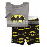 Baby Boy Cotton Pajamas Kids Animal Pajamas Short Sleeve Pajamas