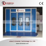 DOT-F2 Spray booth used / used furniture spray booth for sales