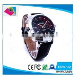 HD waterproof watch DV dvr vedio and audio recorder camera 1080P 8GB/16GB watch dvr                                                                         Quality Choice
