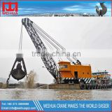 High Efficiency Grab Dredger Boat