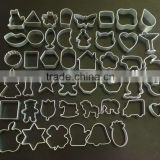 Customized Shaper aluminum Baking Mould/ Fashion Cookie Cutters/Cake Mold